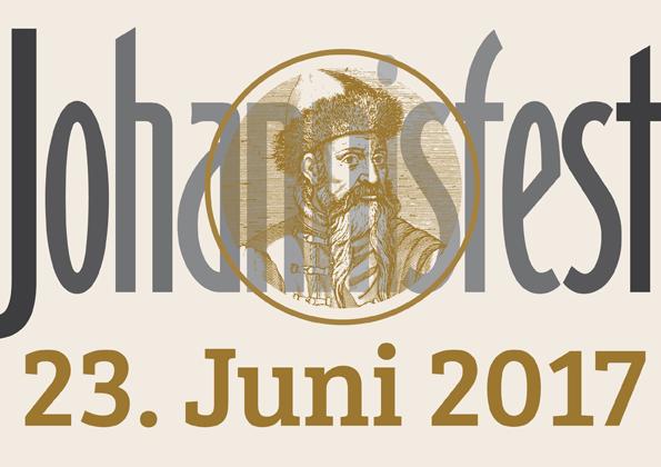 EInladung Johannisfest